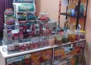 Vendo fondo de comercio drugstore las 24 horas