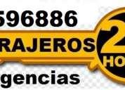 Cerrajeria 24 horas olivos //48596886// urgencias