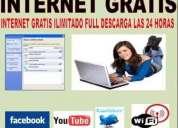 Internet urbano gratuito .