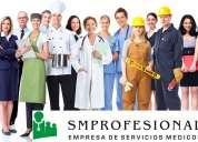 Smprofesional: servicios médicos para empresas. 4774-0041