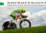 Smprofesional: servicios médicos para deportes. 4774-0041
