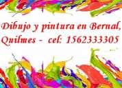 Clases de dibujo y pintura, arte todas las edades, quilmes bernal 1562333305
