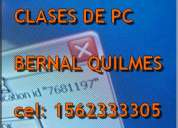 Clases particulares pc computacion quilmes bernal 1562333305