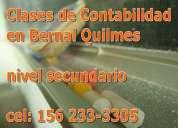Clases particulares contabilidad basica nivel secund--  bernal 1562333305