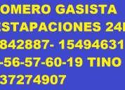 Plomero abasto ((45842887-1537274907)) almagro