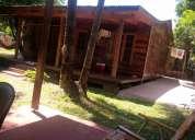 Alquiler de cabaña  casa en ituzaingo alquilo