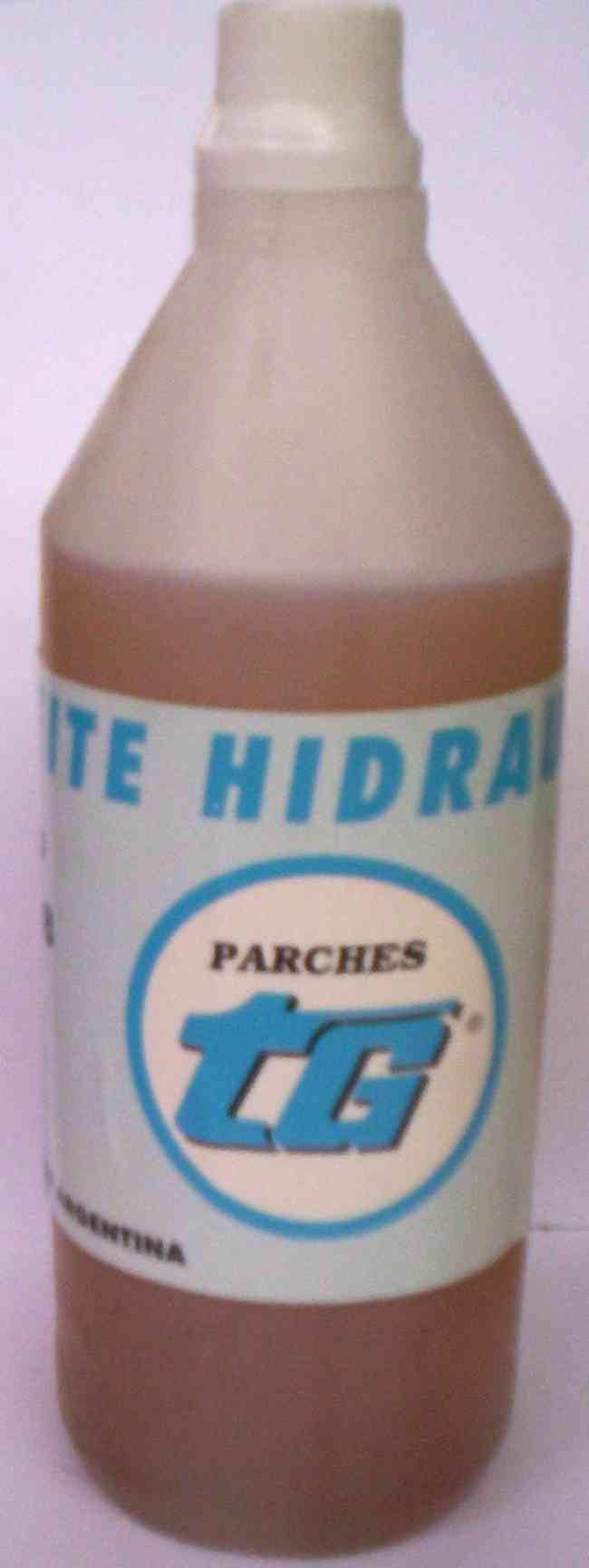 Aceite hidráulico para herramientas de gomería TG