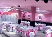 Bat mitzvá comuniòn salones de fiestas salón de 15 bodas recepciones eventos flores capital feder
