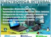 Servicio tecnico de electronica e informatica