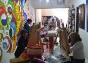 Taller de dibujo y pintura expresiones del sur