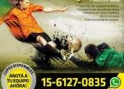 Torneo de fÚtbol 5