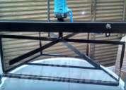 Batea lavadora de piezas con reciclado de líquido para gomerías