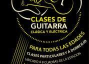 clases de guitarra - todas las edades - lanus oeste
