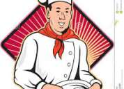 Cocinero jefe de cocina, camareros, camarera necesitaba trabajar en londres
