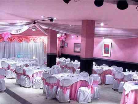 Recepciones 15 Años Casamientos Salones de Fiestas Flores Cap Fed