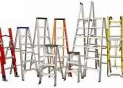 Fabrica de escaleras de aluminio uso profesional o familiar