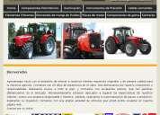 Repuestos agrícolas entregas en paraná entre ríos agroamargos (011) 4443-5403