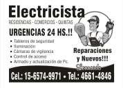servicio tecnico de electronica en gral. y electricidad domiciliaria zona oeste