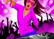 Disc jockey desde $ 1000.- cel. 15.5319.3354 en capital federal