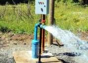 Perforaciones para agua