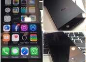 Vendo apple iphone 5 32 gb 3/4g retina libre de fabrica