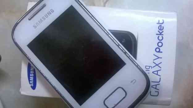 Vendo samsung pocket