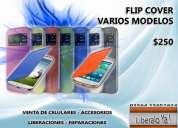Venta de flip cover varios modelos