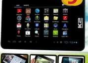 Vendo tablet 9 pulgadas android 4.2 hdmi doble camara word excel juegos nuevas