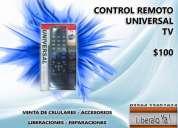 Vendo control remoto universal tv