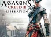 Vendo juego ps vita assassin creed iii