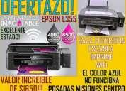 Venta de impresora epson l355 oferta