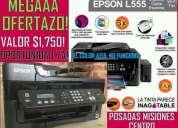 Venta de impresora epson l555 en oferta
