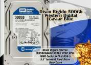 disco rigido wd 500gb