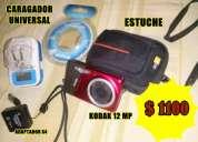 Vendo camara digital con accesorios kodak