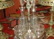 Venta de aceitera y vinagrera antigua