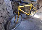Venta de bicicleta mountain bike rodado 26 usada