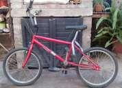 Vendo bicicleta bmw rodado 20,buen estado!