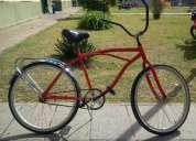 vendo bicicleta rodado 26, tambien permuto muy buen estado