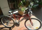vendo linda bicicleta impecable