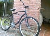 Vendo bicicleta playera bmx usada camaras y cubiertas