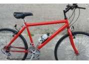 Vendo mountain bike rod 26, 18 velocidades, excelente estado