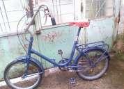 Vendo bicicleta plegable tipo aurorita