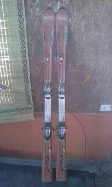 Vendo Ski,con 1año de uso,están casi nuevos
