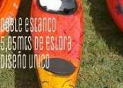 Vendo kayak travesia kayak