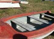 Vendo bote de fibra