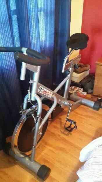 Vendo Bicicleta fija para RPM