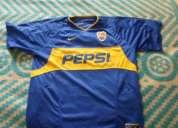 Vendo camiseta de boca 2003, con la 7 del guille