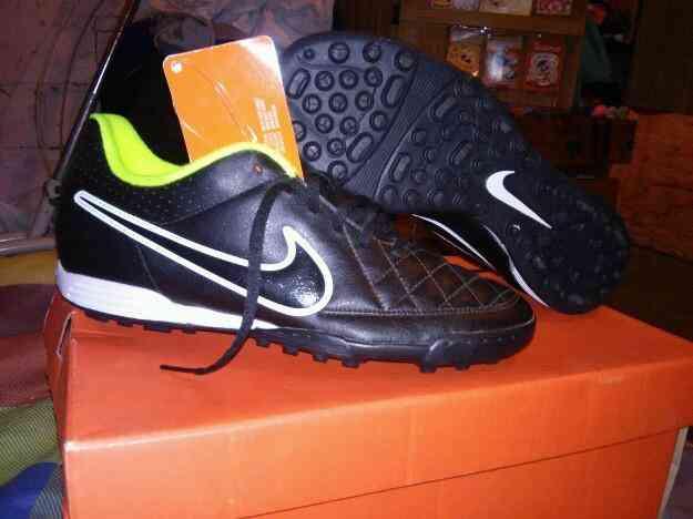 Vendo Botines Nike Tiempo Rio II TF papi futbol 31307c09c1478