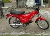 Hermosa daelim liberty ciclomotor 70cc.