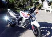 honda twister 250 mod 2012 con 9.900 km como nueva